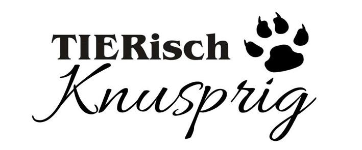TIERisch knusprig-Logo